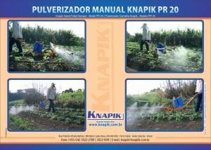 Prospecto Pulverizador Manual