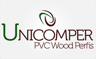 Unicomper PVC Wood Perfis